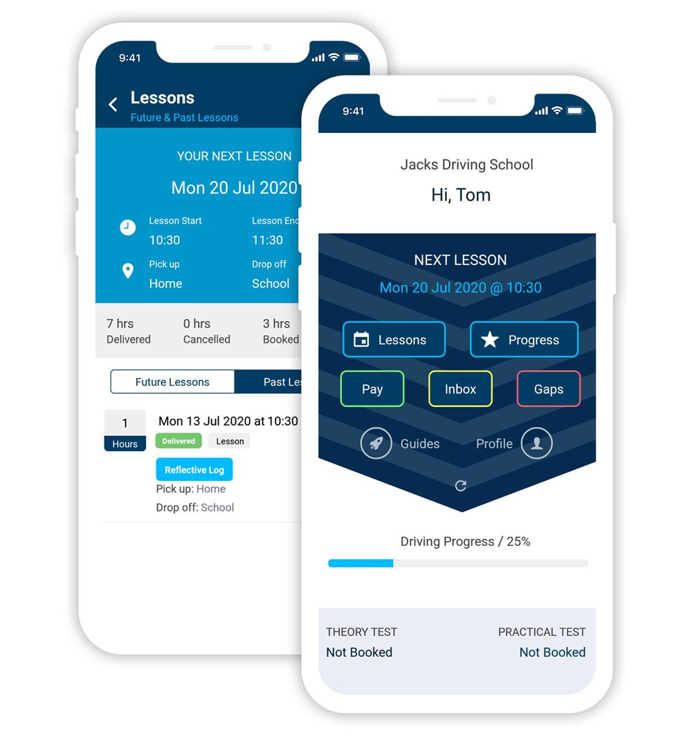 HSM Uses Total Drive Student App for Driving Lessons